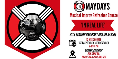 'IN REAL LIFE' Musical Improv Refresher Course tickets