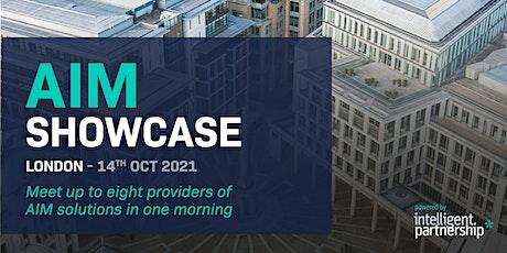 AIM Showcase 2021 | London tickets
