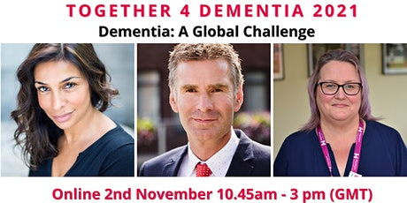 Dementia: A Global Challenge Online Conference tickets