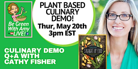 FREE! Learn How To Make Healthy Taste Delicious ! Recipe Demo & Q + A! tickets
