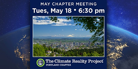 Climate Reality May Chapter Meeting tickets