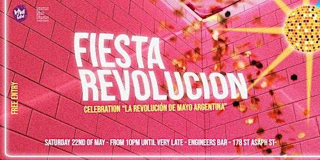 Fiesta Revolucion tickets