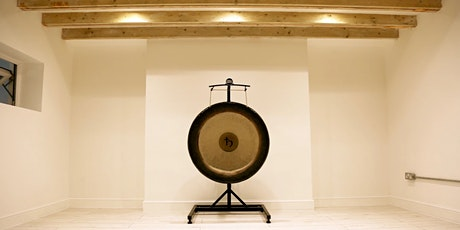Roundwood Gong Bath & Sound Journey tickets