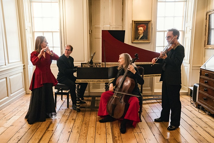 The London Handel Players Live at Wells Cathedral image