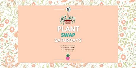 Plant Swap Saturdays tickets