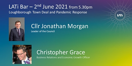 LATi Bar with Cllr Jonathan Morgan and Christopher Grace tickets