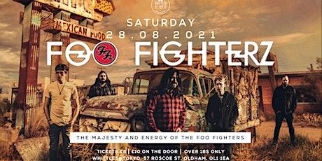 FOO FIGHTERZ tickets