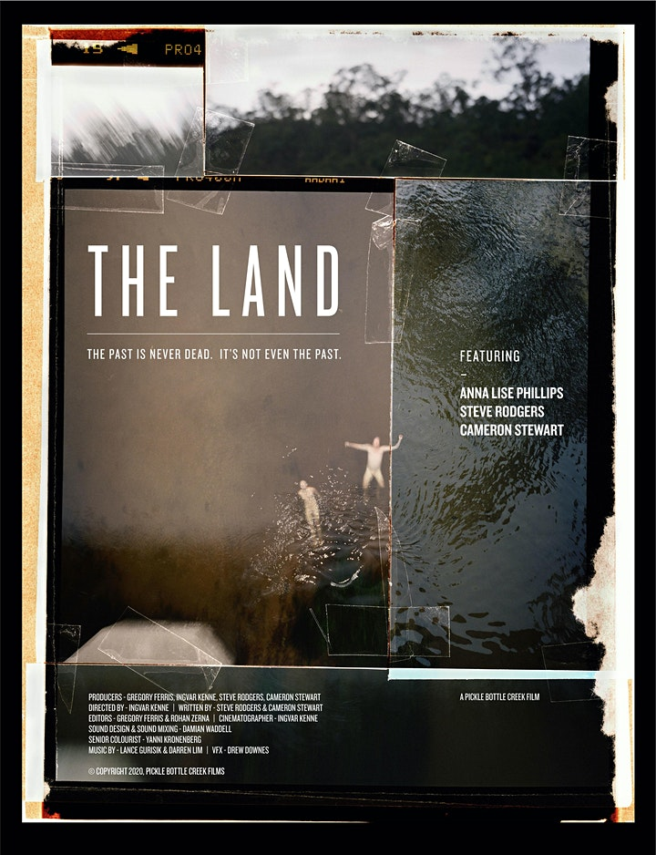 The Land.  A Screening followed by a Q&A with the filmmakers. image