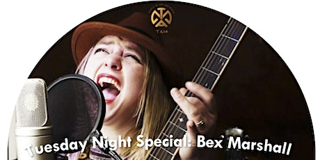Tuesday Night Special: Bex Marshall Blues tickets