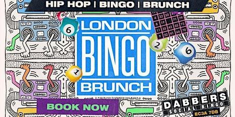 London Bingo Brunch: Hip Hop Hits Only! tickets