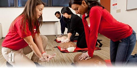 Heartsaver CPR and AED (for NON-healthcare workers who need certification) tickets