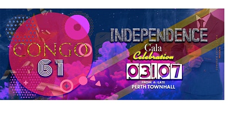 Congolese Independence Gala Celebration tickets