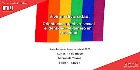 Vivir en diversidad: orientación afectivo-sexual e identidad de género en entradas