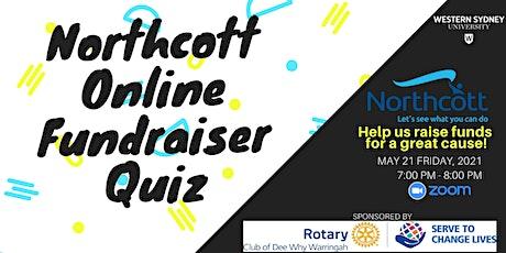 Northcott Online Fundraiser Quiz tickets