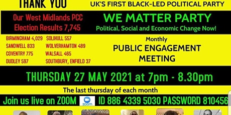 Public engagement and questions tickets