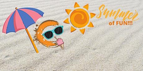 Canvas Christian Church - Summer of Fun - BACK TO SCHOOL BASH tickets