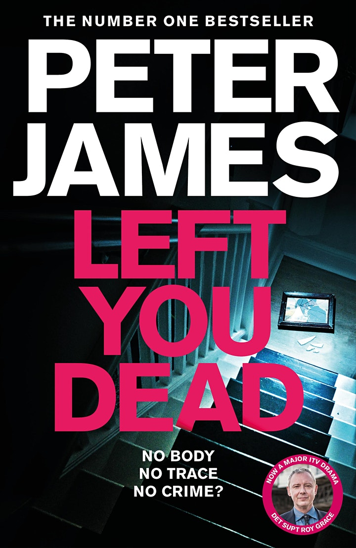 Author Event with Peter James image
