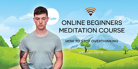 How to Stop Overthinking - booking for individual sessions tickets