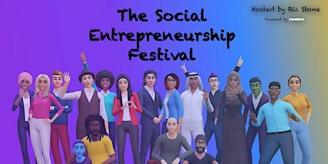 The Social Entrepreneurship Festival powered by Roomkey tickets