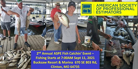 ASPE 2021 Fish Catchin' Event with Guides & Boats Sat. 9/11/21 tickets