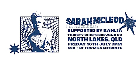 Sarah Mcleod // Thirsty Chiefs Brewing Co tickets