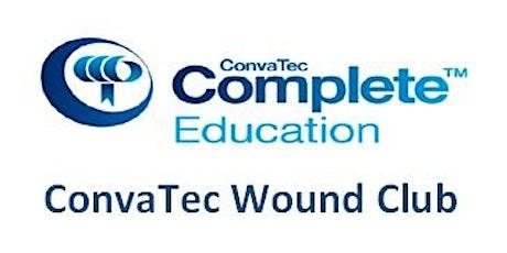 Convatec Wound Club - Exudate Management tickets