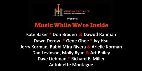 Music While We're Inside Free Concert on Sunday, May 16th at 6PM ET tickets