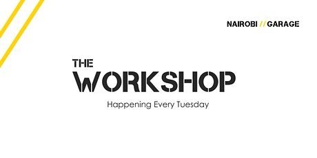 The Workshop Series // May Edition Tickets