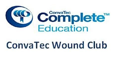 Convatec Wound Club - Patient Self-Management tickets