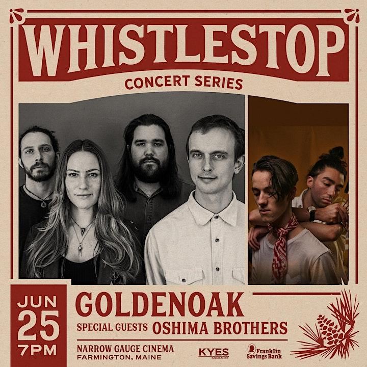 GoldenOak w/ Oshima Brothers image