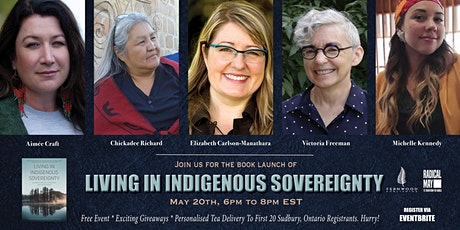 Book Launch: Living in Indigenous Sovereignty tickets