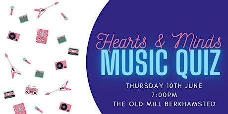 Hearts & Minds Pub Quiz - Music Special tickets