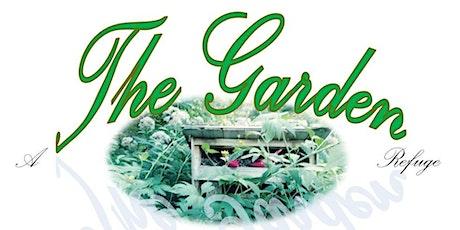 The Garden: A Refuge - the film tickets