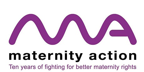 Maternity health justice partnerships: tackling wider determinants tickets