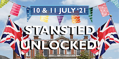 Stansted Unlocked! tickets