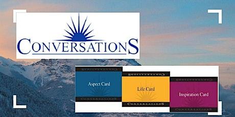 Conversations-An Inspirational Game tickets