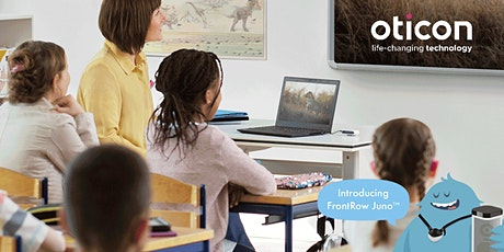 Connecting Oticon in the classroom and at home tickets