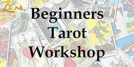 Beginners Tarot tickets