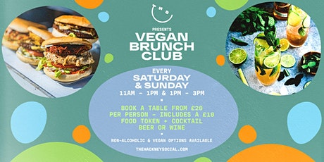 Vegan Brunch Club tickets