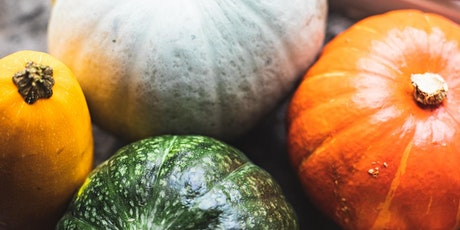 Squash Growing & Cooking Masterclass tickets