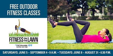 Fitness on the Lawn tickets