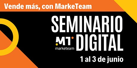 Vende más con MarkeTeam boletos