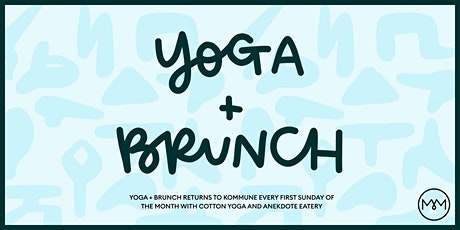 Yoga & Brunch - June tickets