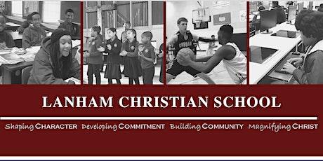 Lanham Christian School - May 25, Virtual Open House tickets