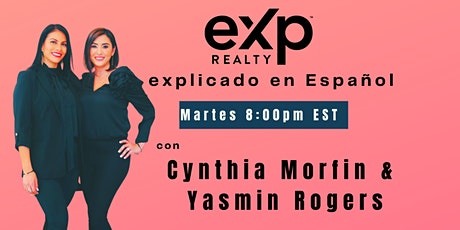 eXp explicado en Español boletos