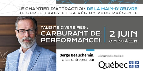Talents diversifiés : Carburant de performance biglietti