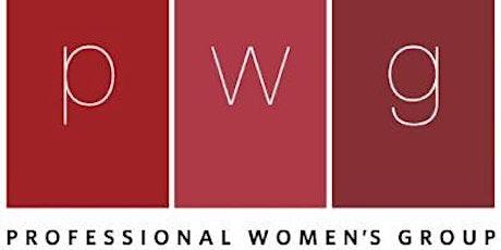 PWG:  Personal Branding tickets