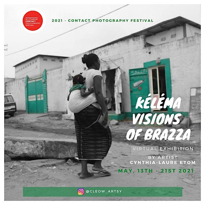 KÉLÉMA - Visions of Brazza / Souvenirs de Brazza (Artist Talk) image