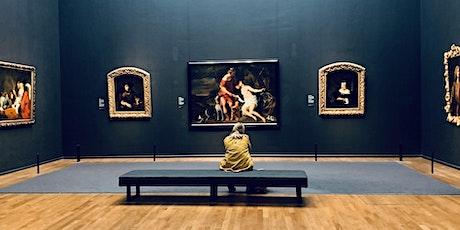 Kunstleer. Vind antwoord op je persoonlijke uitdagingen dmv kunst tickets