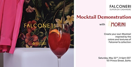 Happy Hour with Osteria Morini tickets